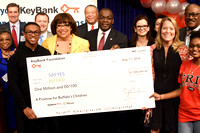 Key Bank $1 Million Dollar Donation to Say Yes Buffalo