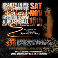 Beauty In Me Fashion Boutique Fashion Show